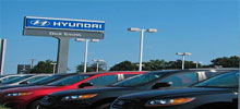 Dick Smith Hyundai Mitsubishi of Greenville PHOTO